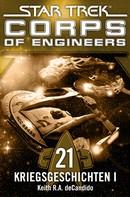 Keith R.A. DeCandido: Star Trek - Corps of Engineers 21: Kriegsgeschichten 1 ★★★★