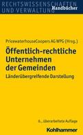 : Öffentlich-rechtliche Unternehmen der Gemeinden