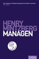 Henry Mintzberg: Managen