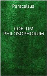 Coelum philosophorum