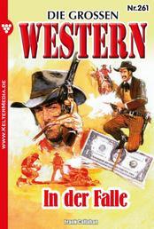 Die großen Western 261 - In der Falle