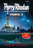 Oliver Plaschka: Perry Rhodan Neo 85: Das Licht von Terrania ★★★★★