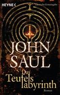 John Saul: Das Teufelslabyrinth ★★★★