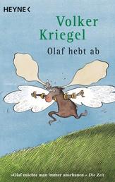 Olaf hebt ab