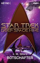 Star Trek - Deep Space Nine: Botschafter - Roman