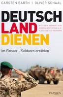 Carsten Barth: Deutschland dienen ★★★★★