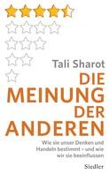 Tali Sharot: Die Meinung der anderen ★★★★
