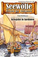 Fred McMason: Seewölfe - Piraten der Weltmeere 268 ★★★★★