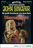 Jason Dark: John Sinclair - Folge 1218
