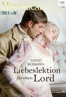 Annie Burrows: Liebeslektion für einen Lord ★★★★