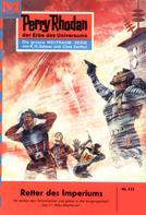 K.H. Scheer: Perry Rhodan 125: Retter des Imperiums ★★★★★