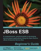 Len DiMaggio: JBoss ESB Beginner's Guide