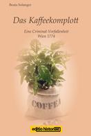 Beata Solanger: Das Kaffeekomplott ★★★★★