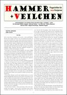 Günther Emig: Hammer + Veilchen Nr. 7