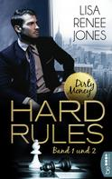 Lisa Renee Jones: Hard Rules - Band 1 und 2