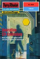 Horst Hoffmann: Perry Rhodan 2038: Operation CV-Embinium ★★★★★