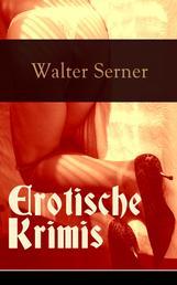 Erotische Krimis - 27 Erotikthrillern
