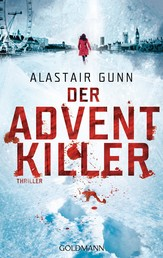 Der Adventkiller - Thriller