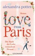 Alexandra Potter: Love from Paris ★★★★