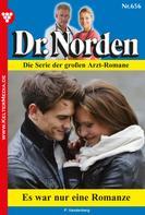 Patricia Vandenberg: Dr. Norden 656 – Arztroman ★★★★