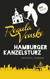 Hamburger Kanzelsturz - Kriminalroman