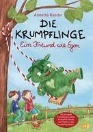 Annette Roeder: Die Krumpflinge - Ein Freund wie Egon ★★★★★