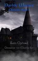 Rain Oxford: Dunkle Wasser - Elemente Band 1 ★★★★