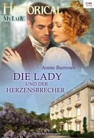 Annie Burrows: Die Lady und der Herzensbrecher ★★★★