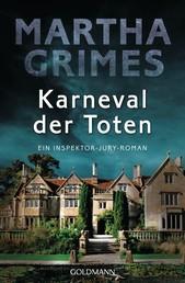 Karneval der Toten - Ein Inspektor-Jury-Roman 19