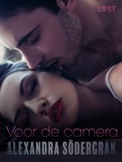 Voor de camera - erotisch verhaal