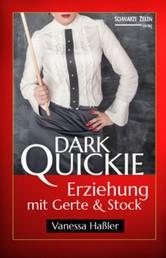 Erziehung mit Gerte und Stock - 2 Spanking-Geschichten (BDSM / Femdom / Maledom)