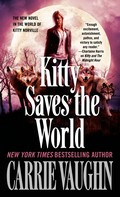 Carrie Vaughn: Kitty Saves the World ★★★★★
