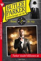 Günter Dönges: Butler Parker 123 – Kriminalroman ★★★★★