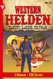 Western Helden 15 – Erotik Western - Der Planwagentreck