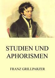 Studien und Aphorismen