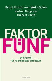 Faktor Fünf - Die Formel für nachhaltiges Wachstum