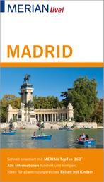 MERIAN live! Reiseführer Madrid - Mit Extra-Karte zum Herausnehmen
