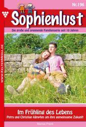 Sophienlust 196 – Familienroman - Im Frühling des Lebens