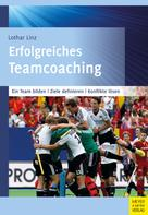 Lothar Linz: Erfolgreiches Teamcoaching ★★★