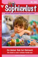 Edeltraud Bergner: Sophienlust 206 – Familienroman ★★★★★