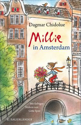 Millie in Amsterdam