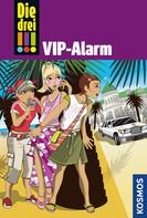 Maja von Vogel: Die drei !!!, 18, VIP-Alarm (drei Ausrufezeichen) ★★★★★