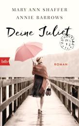 Deine Juliet - Roman
