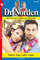 Patricia Vandenberg: Dr. Norden 645 – Arztroman ★★★★