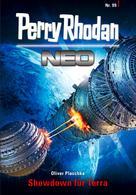 Oliver Plaschka: Perry Rhodan Neo 99: Showdown für Terra ★★★★★