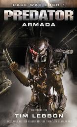 PREDATOR: ARMADA - SciFi-Thriller