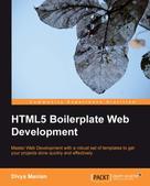 Divya Manian: HTML5 Boilerplate Web Development