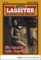 Jack Slade: Lassiter - Folge 2319