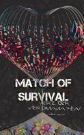 Victoria Scheer: Match of Survival - Herz der Verdammten