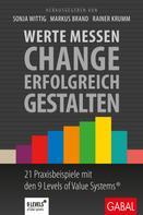 Markus Brand: Werte messen – Change erfolgreich gestalten
